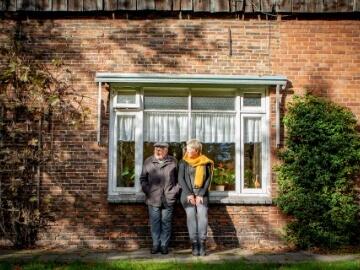 In de regio Zutphen krijgen patiënten aderlatingen thuis